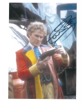 Colin Baker, The 6th Doctor, Doctor Who, Genuine  Signed Autograph 10 x 8 Photograph 10471